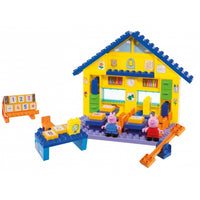 Big Blocks Peppa Pig School - 87 pcs