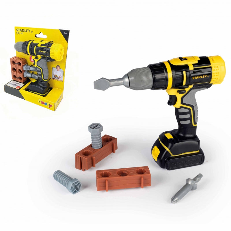 Smoby Stanley Jr - Drill Set