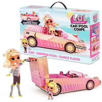 L.O.L. SURPRISE Car pool Coupe 3in1