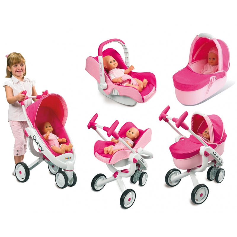 Smoby MAXI COSI Quinny 5in1 Travel System For Dolls