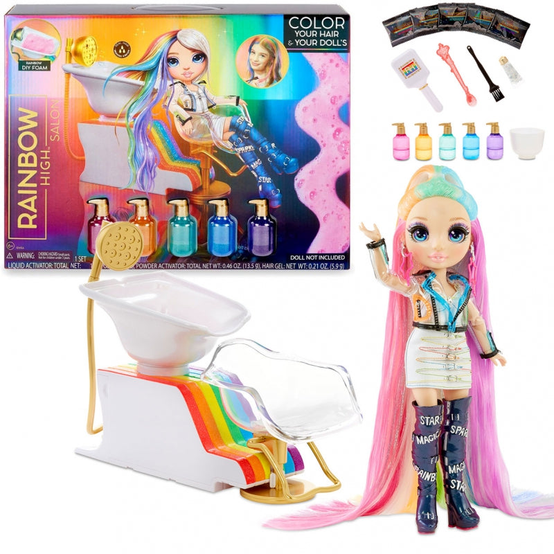 MGA Rainbow High Salon Playset