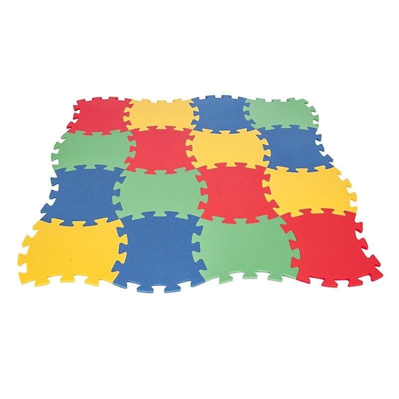 WOOPIE Foam Puzzle Playmat - 16 pcs