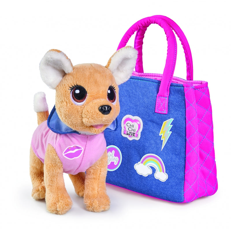 SIMBA Chi Chi Love - Urban Puppy In A Jeans Bag