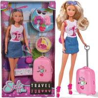 SIMBA Steffi Travel Doll