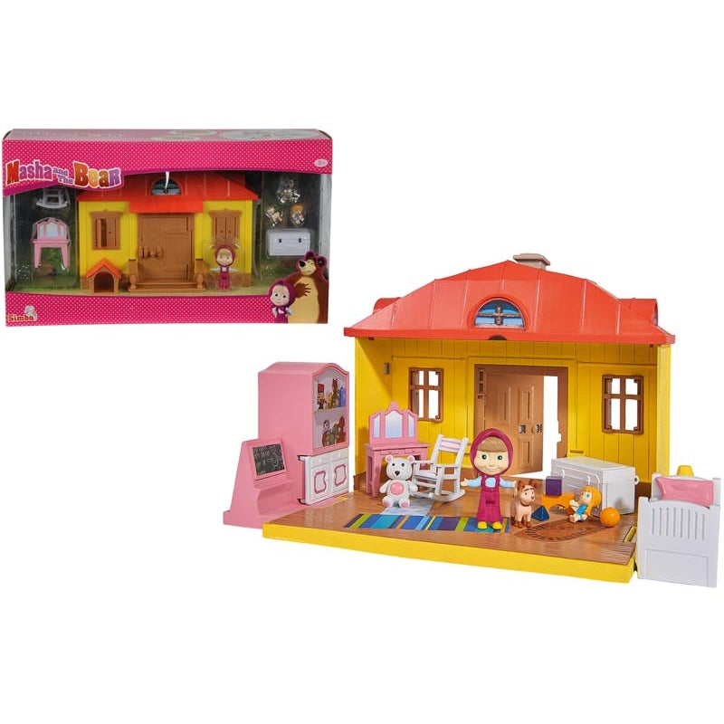 Simba Masha Doll House Playset