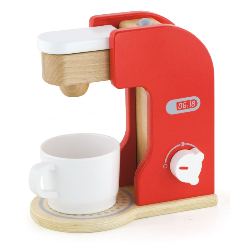 Viga Toys - Wooden Coffee Maker