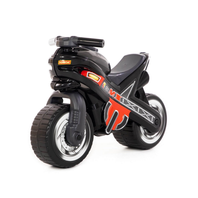 Wader Balance Bike - Black