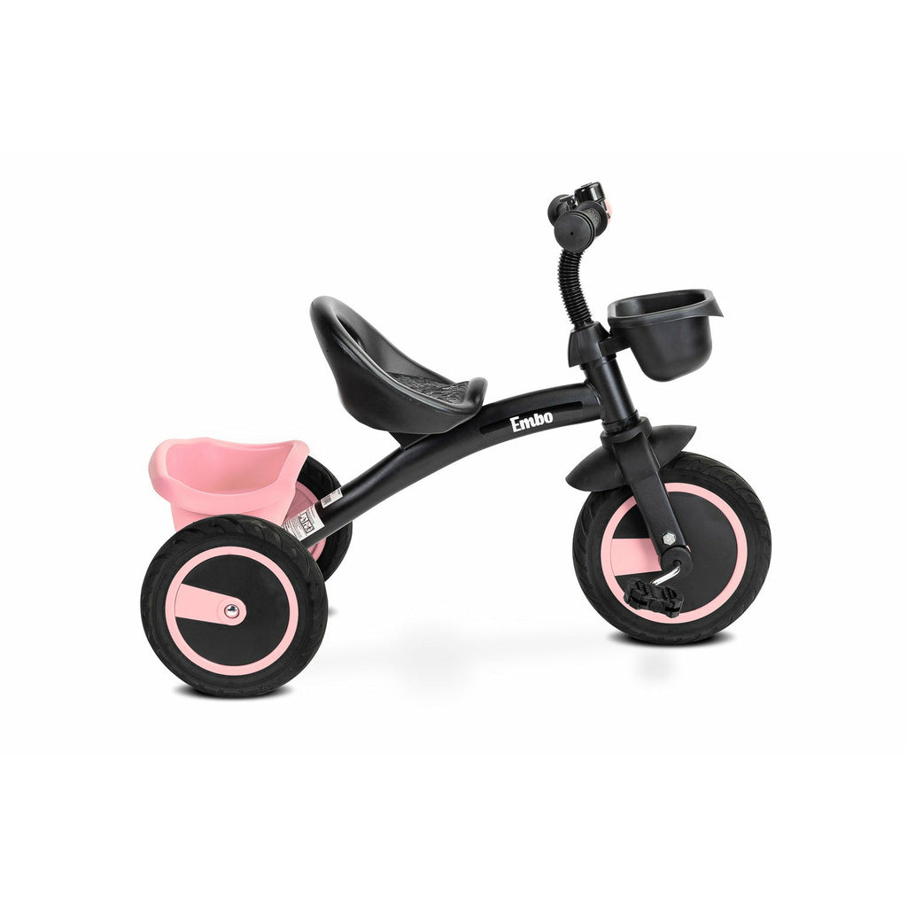 NEW! Toyz Embo Three-wheeled bicycle - PINK