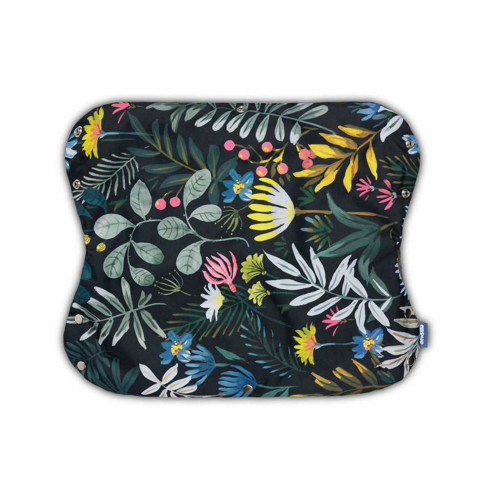 NEW! Buggy Hand Muff - Flowers