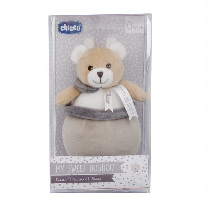 Chicco My Sweet DouDou - Bear Musical Box
