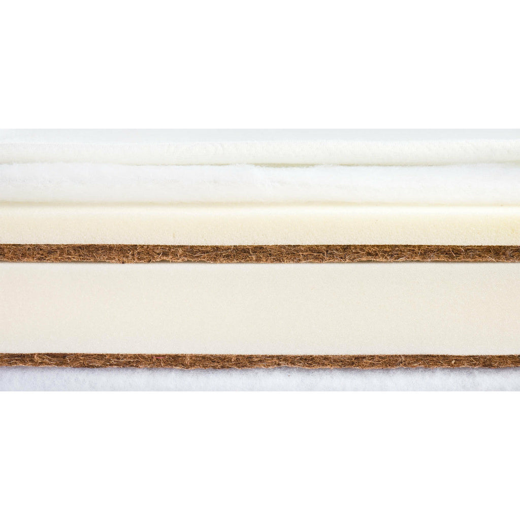 Exclusive Memory Foam Cot Mattress 120 x 60 - 12cm
