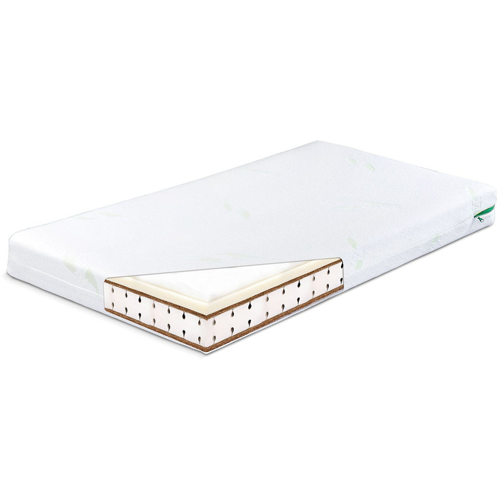 Exclusive Memory foam Cot Mattress 140 x 70 - 12cm