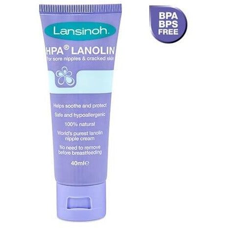 Lansinoh Lanolin nipple cream 40 ml