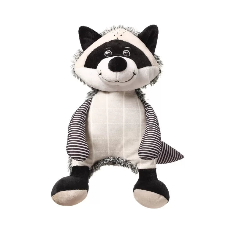 NEW! Rocky the racoon soft toy