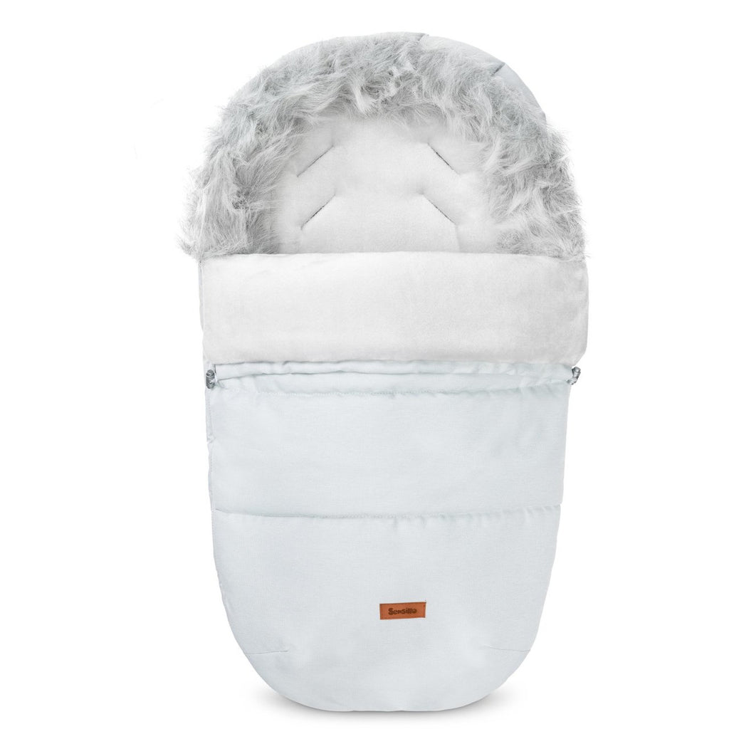 Sensillo Indiana Winter Footmuff - Ash