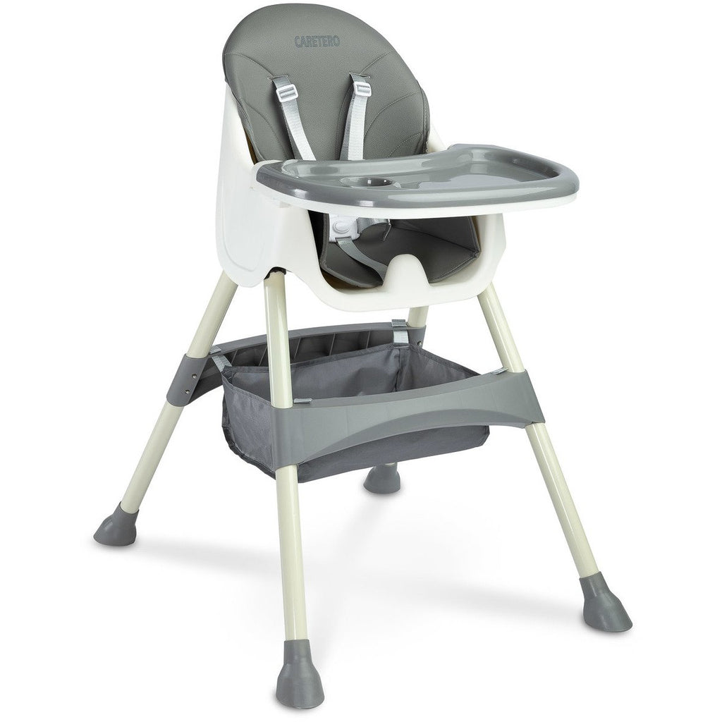 Caretero Bill Highchair 2 in 1 - Grey