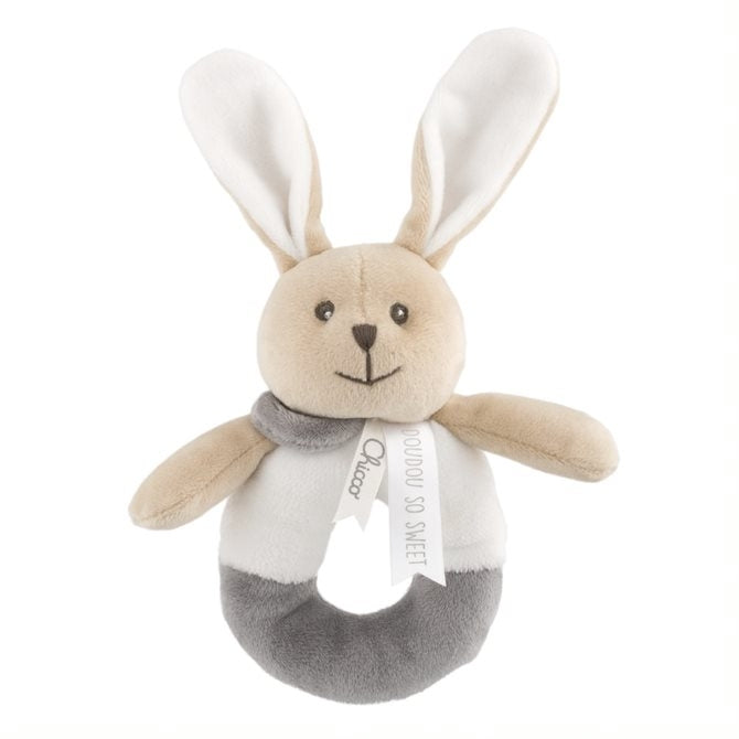 Chicco My Sweet DouDou - Bunny Rattle