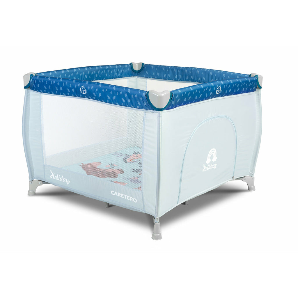 Caretero Holiday Playpen Blue
