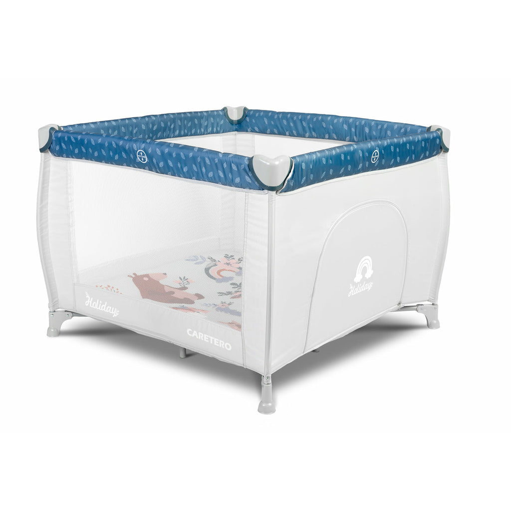 Caretero Holiday Playpen Grey