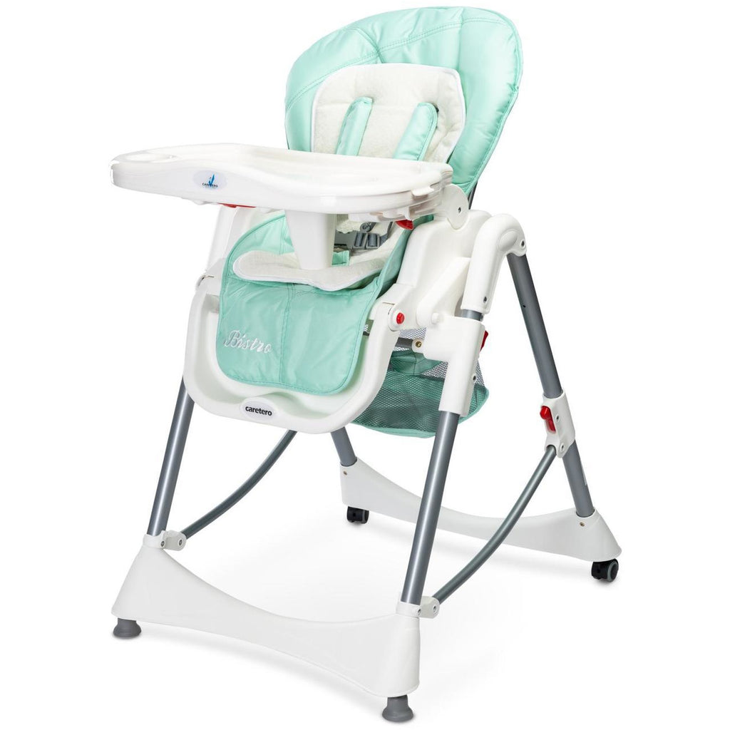 Caretero Highchair Bistro Mint