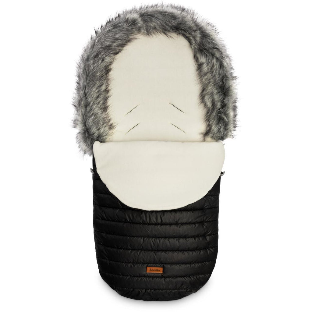 Sensillo Elf Footmuff - Black