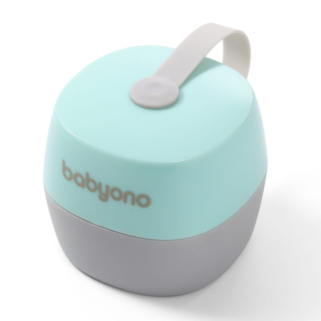 Babyono Soother case NATURAL NURSING - Mint