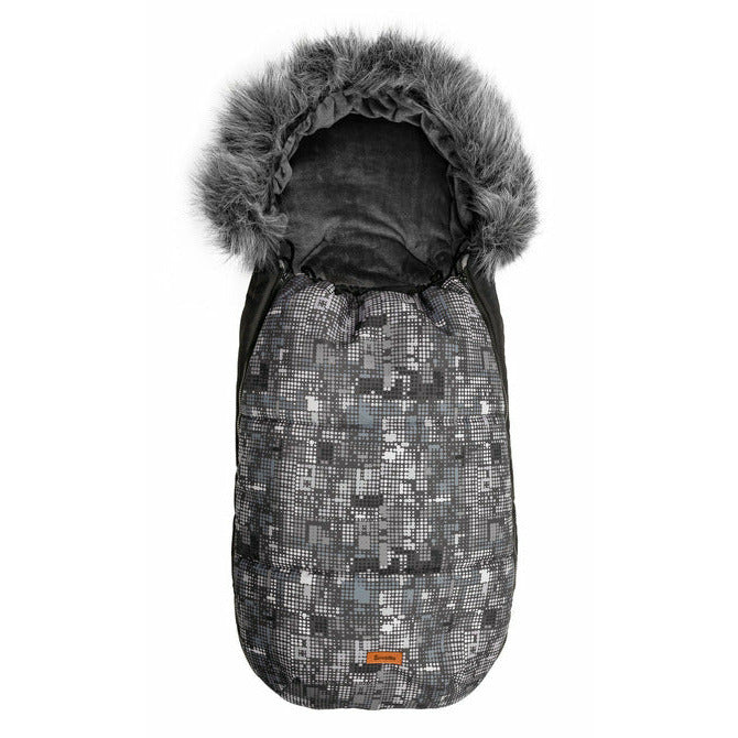 Sensillo Exclusive footmuff Olaf - Grey