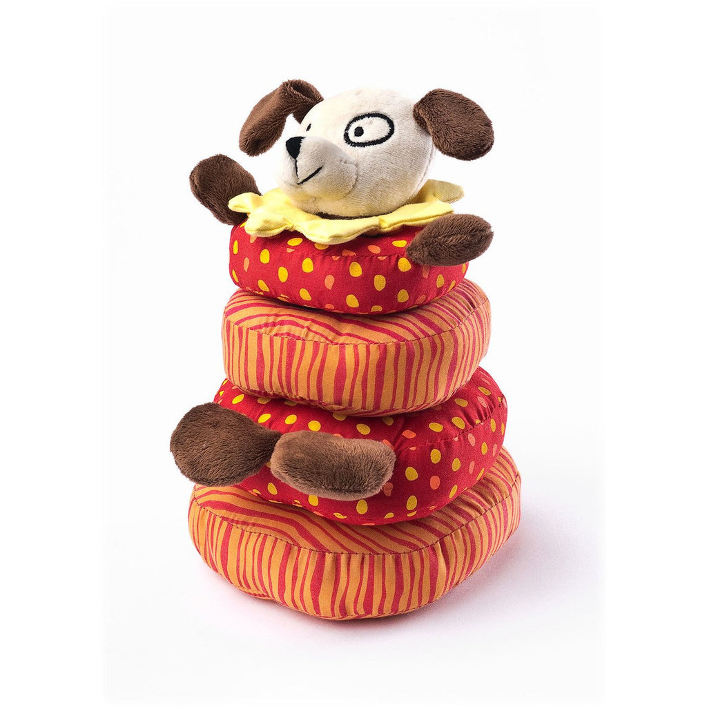 Sensillo Stacking Tower Toy - Puppy