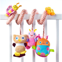 Sensillo Spiral Sensory Toy - Butterfly And Friends