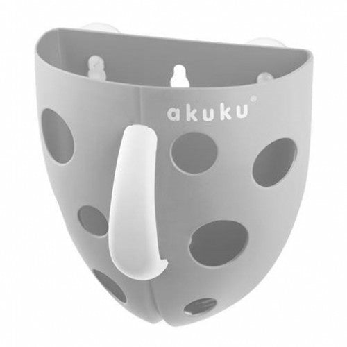 NEW! AKUKU Bath Toys Container - Grey