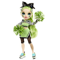 Rainbow High Cheer Doll - Cheerleader Jade Hunter