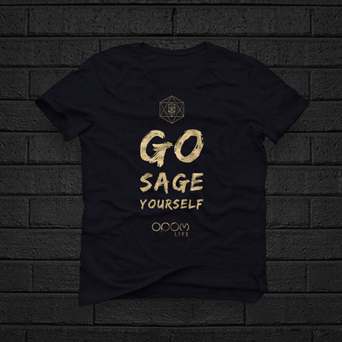 Go Sage Yourself