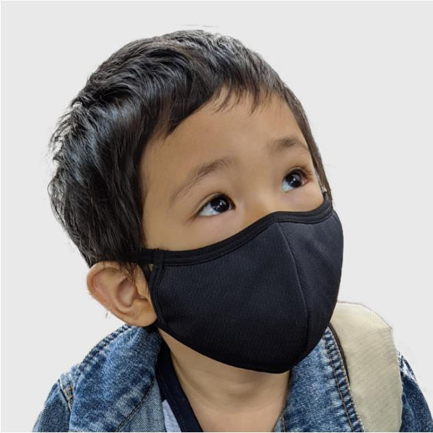 Kids Reversible antimicrobial mask
