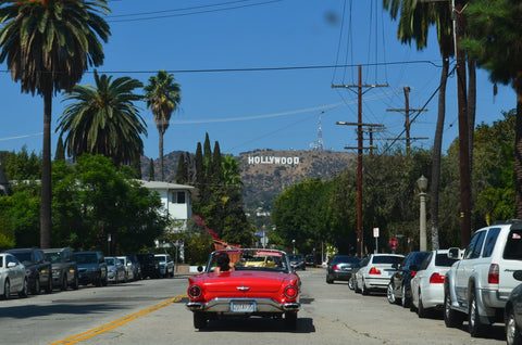 Hollywood sign, Cities to Visit in USA