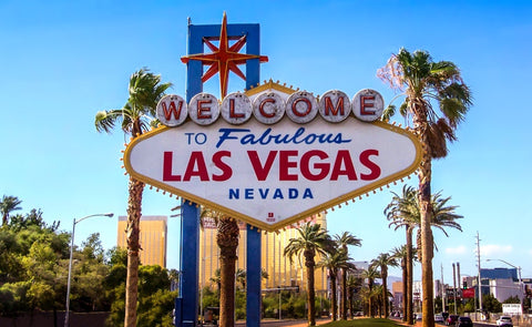 Las Vegas Sign, Cities to Visit in USA
