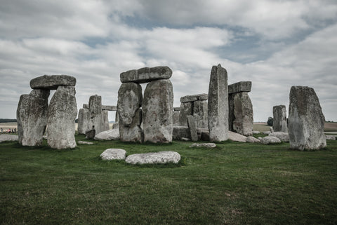 Stonehenge stones, one of the best places in Britain