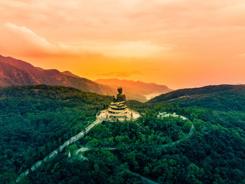 Tian Tan Buddha, Hong Kong tourist attractions