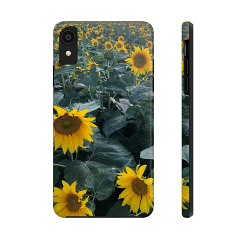 Sunflowers Abound Case Mate Tough Phone Cases