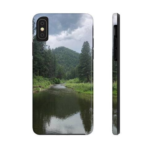 Bitterroot Case Mate Tough Phone Cases