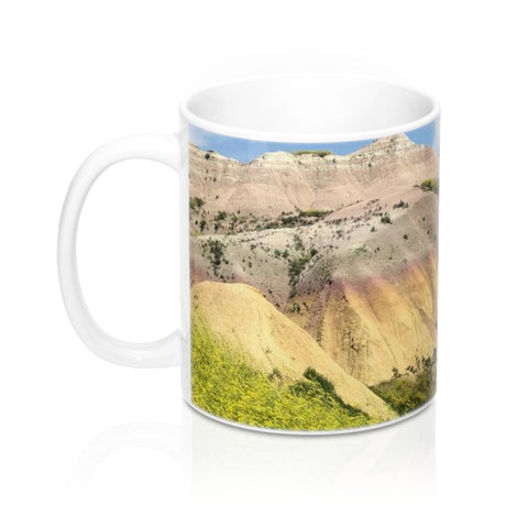 Badlands SD Mug 11oz