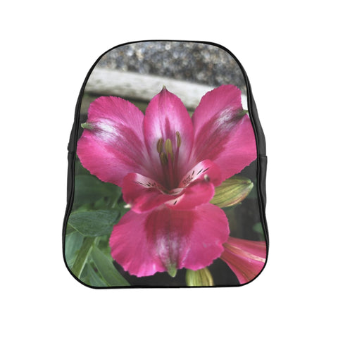 Peruvian Lily School Backpack