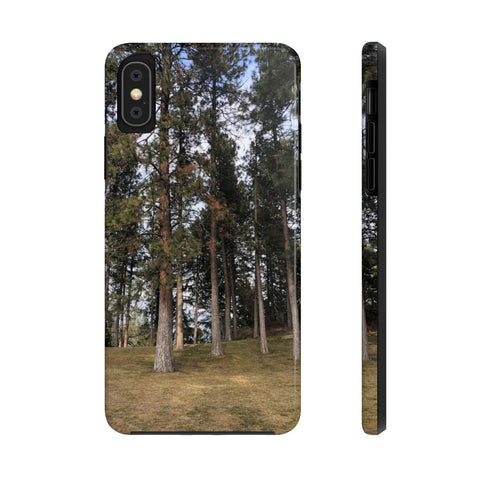 Being With The Trees Case Mate Tough Phone Cases