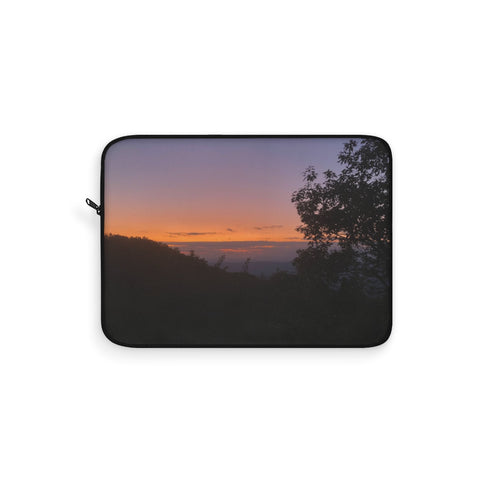 Shenandoah Sunset Laptop Sleeve