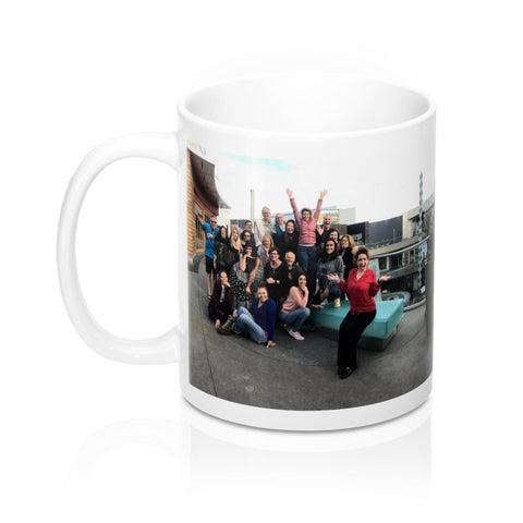 Fab Fifty Mug 11oz