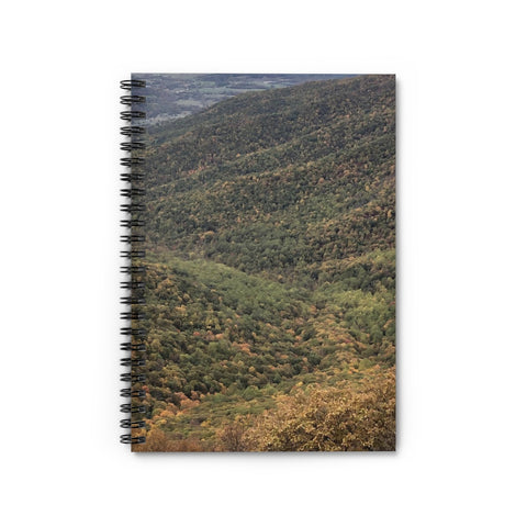 Valley View Spiral Notebook - Ruled Line