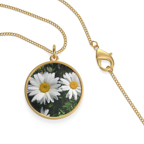Daisy Loop Necklace