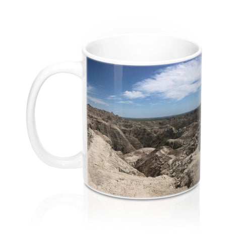 Badlands Mug 11oz