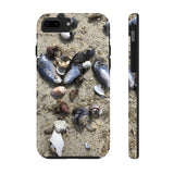 Seashell Case Mate Tough Phone Cases