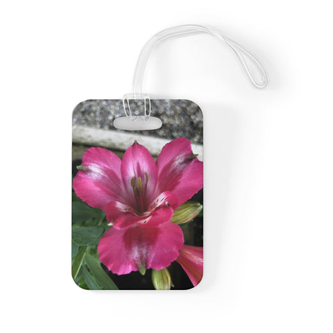 Peruvian Lily Bag Tag