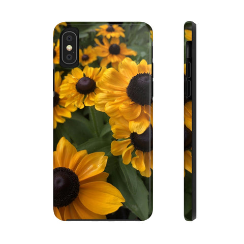 Sweet Black Eyed Susan Case Mate Tough Phone Cases